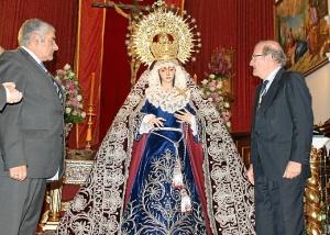 medalla HUELVA VIRGEN DE LOS DOLORES-2