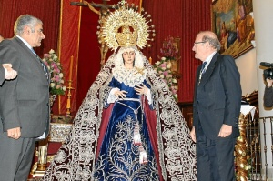 medalla HUELVA VIRGEN DE LOS DOLORES-4541