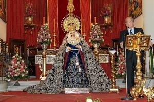 medalla HUELVA VIRGEN DE LOS DOLORES-4550