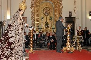 medalla HUELVA VIRGEN DE LOS DOLORES-534