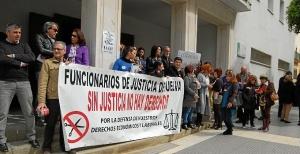 protesta registro civil huelva