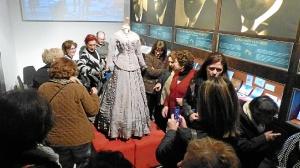 vestido de zenobia