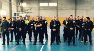 VI Juegos Europeos de Policías y Bomberos.