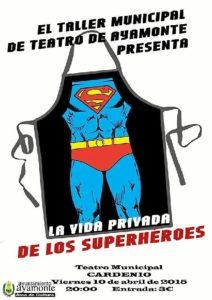 La vida secreta de los superhéroes