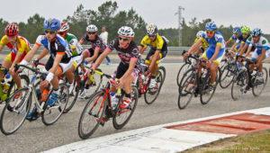Ciclismo en La Palma del Condado.