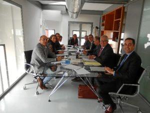 CSCAE, CACOA Y  COAH. CARTA DE LA ARQUITECTURA 2015. PACTO SOCIAL COSNT. VIV. EMPL.