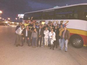 Expedición del Por Huelva a Cazorla.