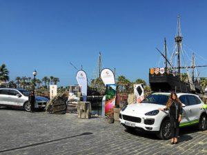 Porsche Panamera Gourmet 2015_Huelva_Puerto de Palos_3
