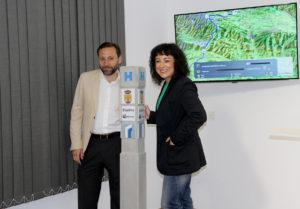 Presentación de la red de rutas ciclables en la provincia de Huelva.