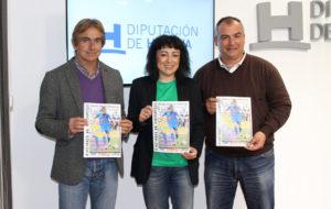 Presentación del Campeonato de Andalucía femenino de selecciomes de fútbol sub 16.