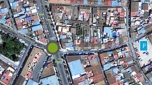 Rotonda de Carretera de El Rocio con Camino de los Serranos