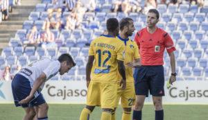 Trujillo Suárez, árbitro ante el Girona.