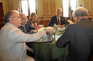 huelva capital Pleno abril 15 sorteo mesas electorales