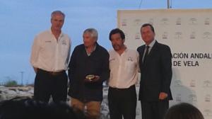 Gala de la Federación Andaluza de vela.