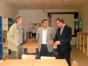 visita centros educativos Aracena 01