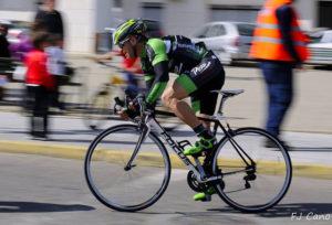 Ciclismo en Palos de La Frontera.