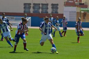 Sporting-Atlético de Madrid, semifinal de la Copa de la Reina.