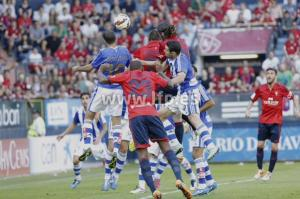 Partido Osasuna-Recreativo.