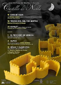 Cartel XXXI Festival de Niebla