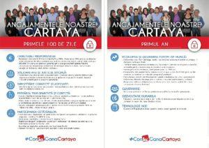Compromisos IU Cartaya rumano