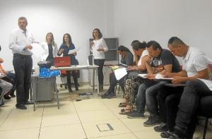 El concejal Jose Manuel Raya dio por finalizados los cursos