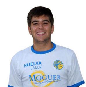 Emilio Guerrero, portero del PAN Moguer.