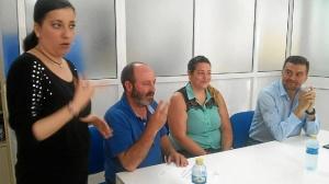IU con Asoc Sordos Huelva (A)