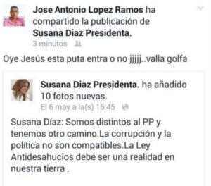 Insultos FB