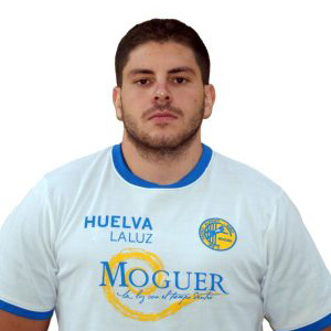 José Francisco Martín, portero del PAN Moguer.