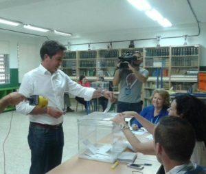 Ruperto Gallardo voto
