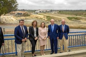 Visita Huelva ministra Fomento mayo 15 (1)