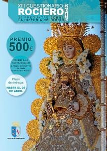 XIII Cuestionario Rociero