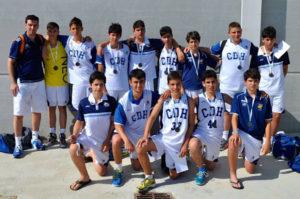 Ciudad de Huelva infantil.