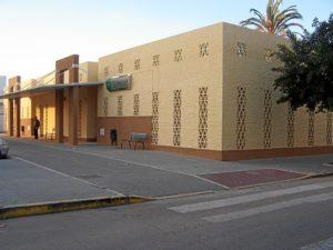 centro salud Molino de la Vega