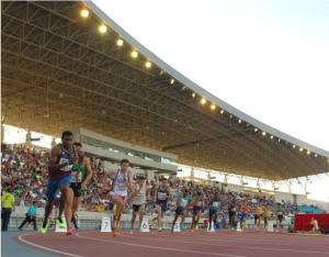 Meeting Iberoamericano de atletismo.