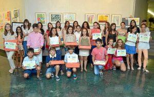 150610. Ganadores de los premios nacionales de las Fundaciones Flores Jimeno y Caja Rural del Sur