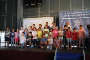 XIV Gala del Deporte en San Juan del Puerto.