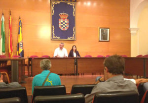 Asamblea de socios del PAN Moguer.