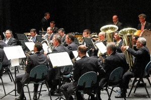 Banda Sinfónica Municipal de Huelva.