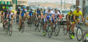 Ciclismo en Bollullos del Condado.