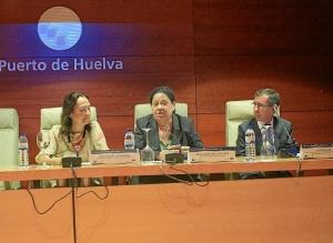 Conferencia Euromediterranea Puerto Huelva