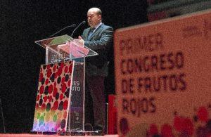Imagen de archivo del Primer Congreso de Frutos Rojos.