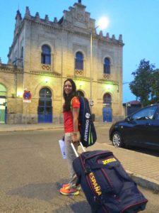 Haideé Ojeda participará en los Juegos Europeos de Bakú.