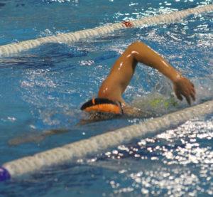 Luis Ignacio Soler, nadador del CD Master Huelva.