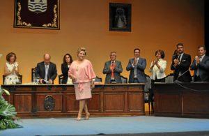 La nueva Alcaldesa de Isla Cristina, Antonia Grao