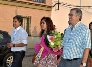 Ofrenda floral Pozo del Camino (2)