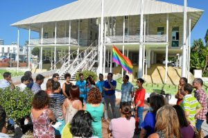 Orgullo LGTB Punta