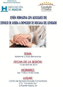 Segunda Sesion Formativa a Auxiliares Abril 2014-1