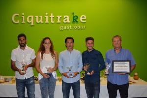 Premiados de la revista Recremanía.