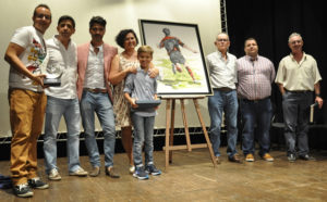Presentación del torneo 'Se busca una estrella'  en Ayamonte.